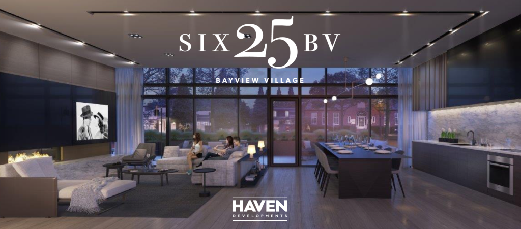 SIX25BV Lounge - HAVEN developments