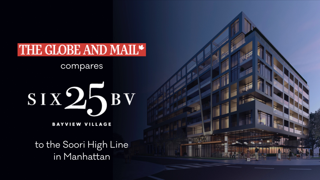 The Globe and Mail compares SIX25BV to Soori