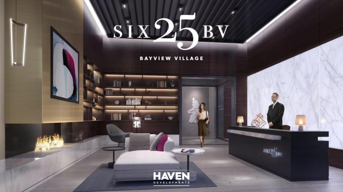SIX25BV Lobby - HAVEN developments