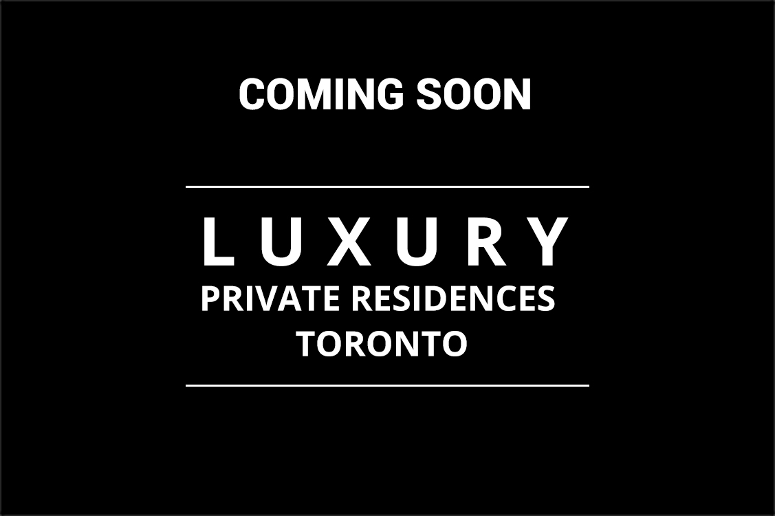 luxury private residences toronto